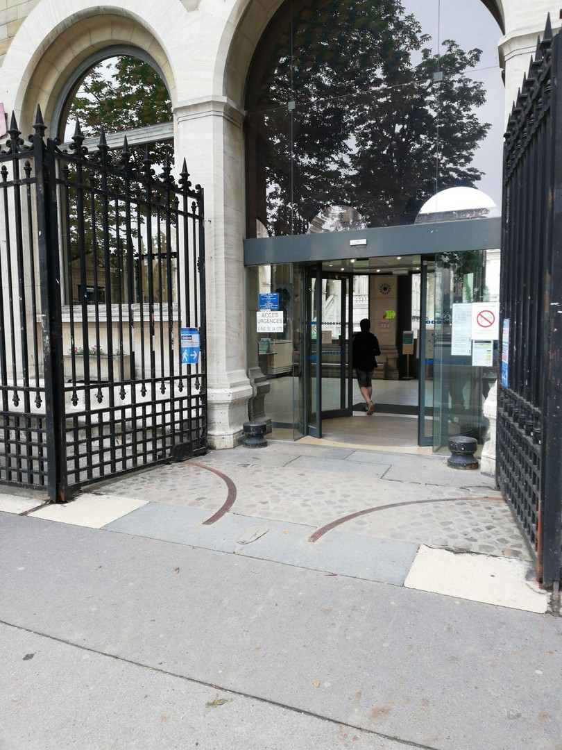 Photo du 6 juin 2018 11:52, Hôtel-Dieu, 1 Place du Parvis de Notre-Dame, 75004 Paris, France