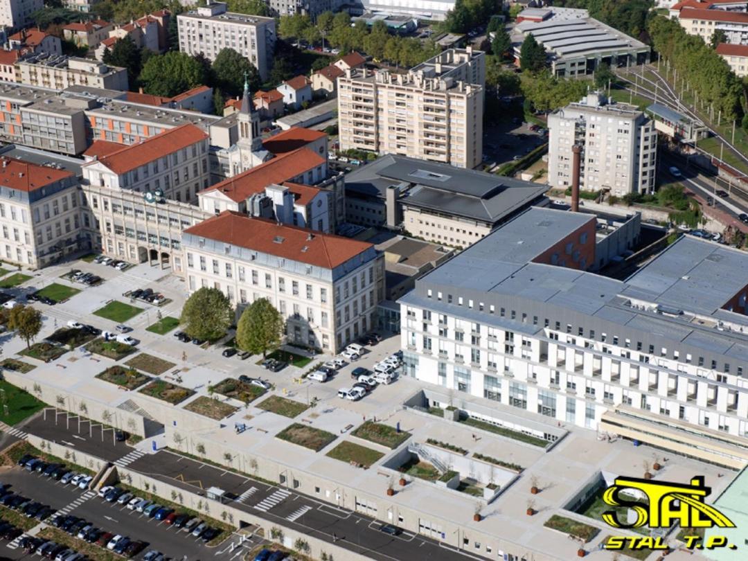 Photo du 19 mai 2017 08:28, Hôpital de la Croix-Rousse - HCL, 103 Grande Rue de la Croix-Rousse, 69004 Lyon, France