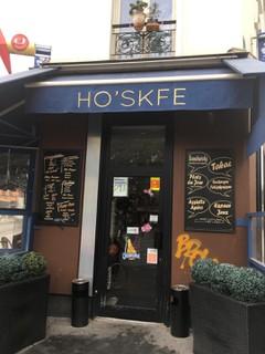 Photo du 10 novembre 2017 13:19, Ho'skfe Brasserie Restaurant, 75018 Paris, France