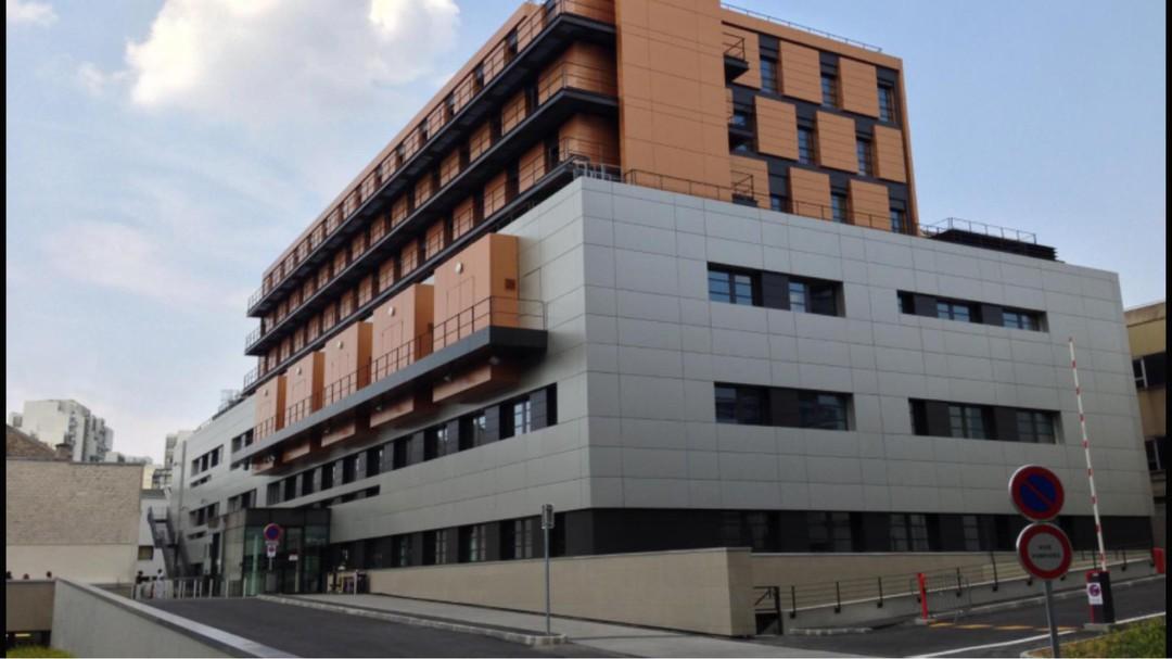 Photo of the November 18, 2017 11:25 PM, Hospital De La Croix Saint-Simon (Gh Diaconesses Croix Saint-Simon), 125 Rue d'Avron, 75020 Paris, France