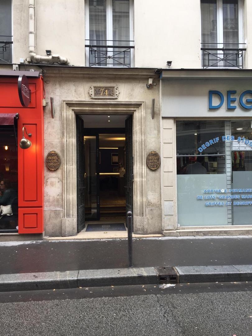 Photo of the June 6, 2017 1:52 PM, Hôtel Antin-Trinité, 74 Rue de Provence, 75009 Paris, France