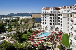 Foto vom 31. Oktober 2017 19:19, Hôtel Barrière Le Majestic, 10 Boulevard de la Croisette, 06400 Cannes, Francia