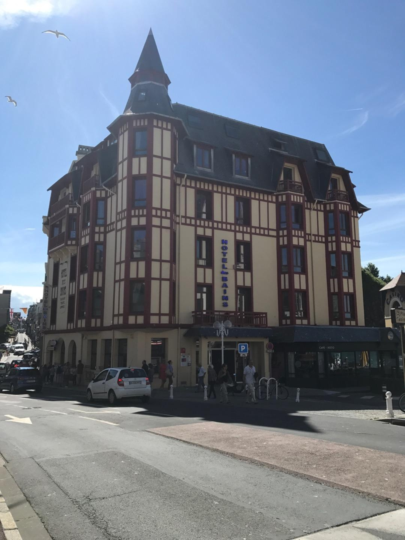 Photo du 4 juin 2017 14:38, Hôtel des Bains, 19 Rue Georges Clemenceau, 50400 Granville, Frankreich