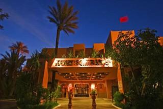 Photo du 17 novembre 2017 12:36, Hôtel Marrakech Le Semiramis, Boulevard Abdelkrim Al Khattabi, Marrakech 40000, Maroc