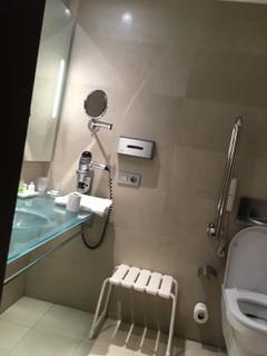 Foto del 20 de febrero de 2018 0:17, Hotel NH Sevilla Plaza de Armas, Marqués de Parada, s/n, 41001 Sevilla, Espagne