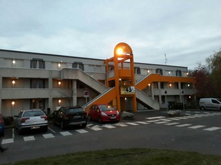 Photo of the November 17, 2017 7:09 AM, Hôtel Première Classe Nantes Saint Sébastien Sur Loire, Parc d'activites des Gresillieres, Avenue Jules Verne, 44230 Saint-Sébastien-sur-Loire, Francia