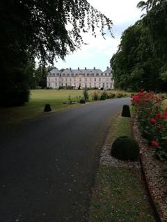 Photo du 19 juillet 2018 14:10, Hôtel Restaurant Château de Sissi, Rue Elisabeth II d'Autriche, 76540 Sassetot-le-Mauconduit, France