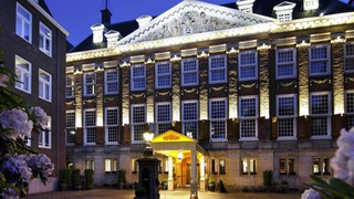 Photo du 19 novembre 2017 14:02, Hotel Sofitel Legend the Grand Amsterdam, Oudezijds Voorburgwal 197, 1012 EX Amsterdam, Pays-Bas