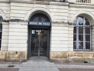 Photo of the November 18, 2017 8:46 AM, Hotel de Ville, 3 Place Raphaël Elize, 72300 Sablé-sur-Sarthe, France