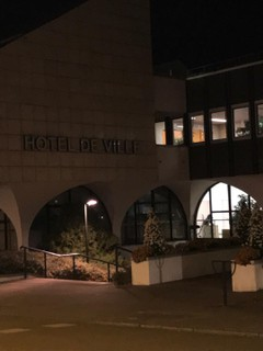 Photo of the November 15, 2017 5:39 PM, Hotel de Ville, 0 Rue de l'Hôtel de ville, 44470 Carquefou, France