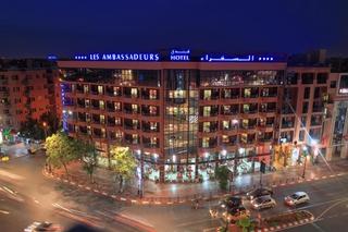 Photo du 9 juillet 2017 00:36, Hôtel et appart hôtel les Ambassadeurs, Avenue Mohamed V, Ben Guerir, Maroc