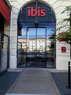 Photo du 12 septembre 2017 13:24, Hôtel ibis Lyon Centre Perrache, 28 Cours de Verdun Perrache, 69002 Lyon, Frankreich