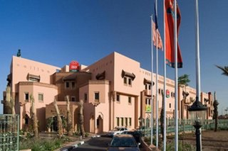 Photo du 22 novembre 2017 10:08, Hotel ibis Marrakech Palmeraie, Avenue Abdelkrim Khattabi, Route de Casablanca, Marrakesh 40000, Morocco