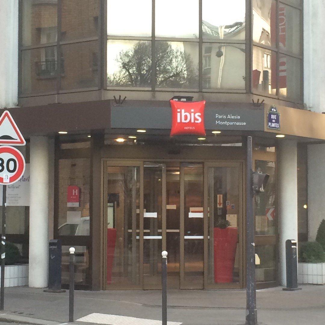 Foto del 3 de diciembre de 2016 15:29, Hotel ibis Paris Alésia Montparnasse 14ème, 49 Rue des Plantes, 75014 Paris, Francia