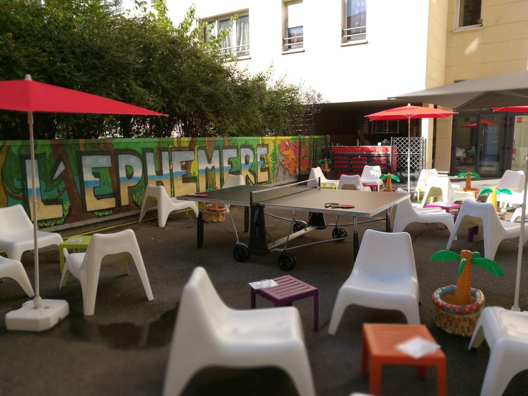 Foto vom 31. Oktober 2017 13:59, Hotel ibis Paris Porte de Clichy Centre, 15 Boulevard Victor Hugo, 92110 Clichy, Frankreich