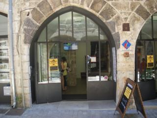 Photo du 5 février 2016 18:51, Inter-communal Tourist Office, Bureau de St Antonin Noble Val, 10 Rue de la Pelisserie, 82140 Saint-Antonin-Noble-Val, Francia