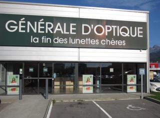 Foto del 5 de febrero de 2016 18:55, Opticien Générale d'Optique, 9 Rue du Champ Roman, 38400 Saint-Martin-d'Hères, France
