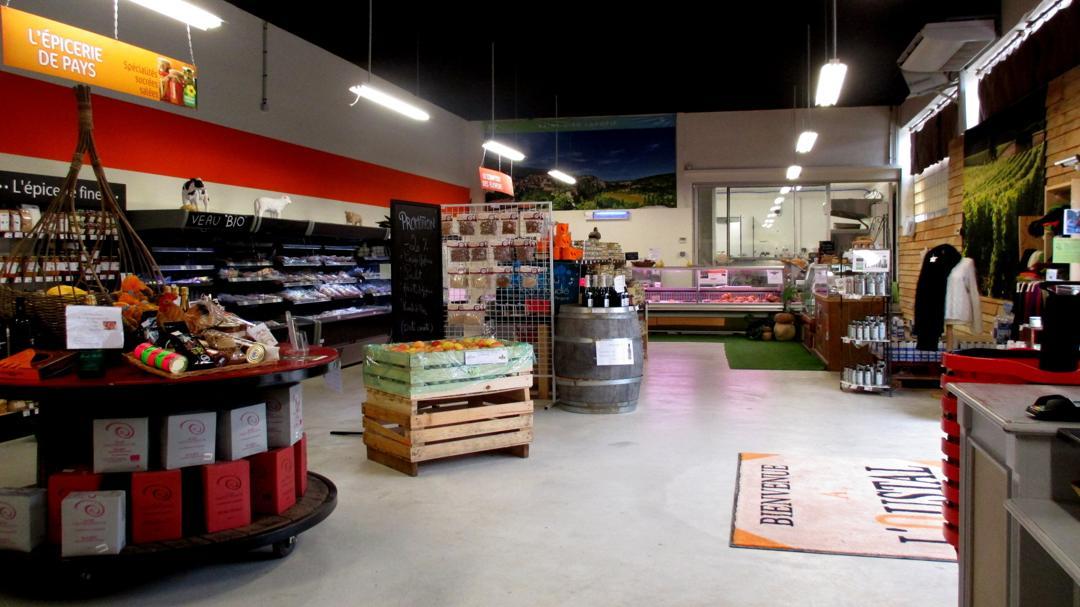 Lebensmittelhändler - L'Oustal , Cahors