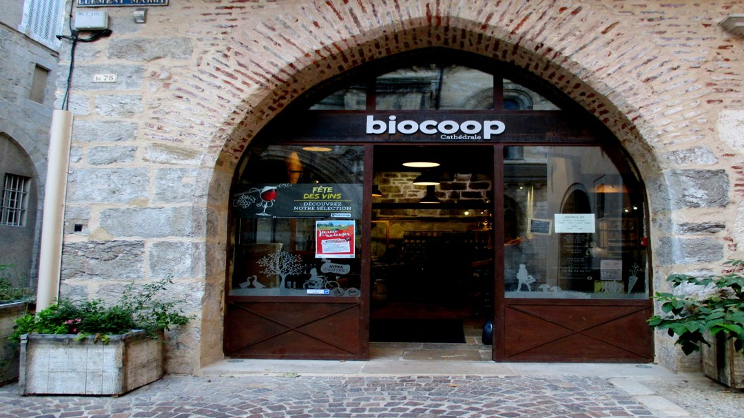 Photo of the September 26, 2016 9:59 AM, Biocoop, 75 Place Clément Marot, 46000 Cahors, France