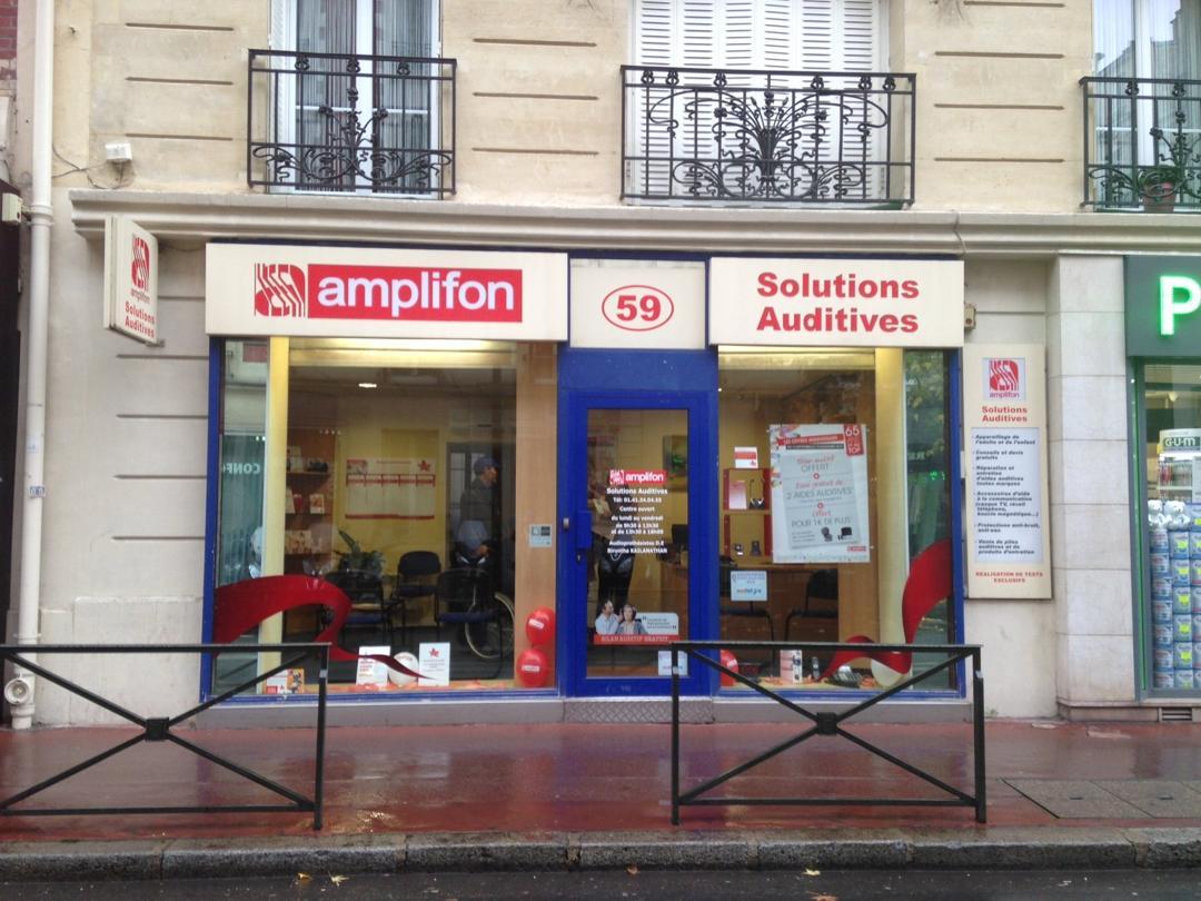 Foto del 24 de mayo de 2016 22:48, Amplifon Levallois-Perret, 59 Rue Aristide Briand, 92300 Levallois-Perret, Francia
