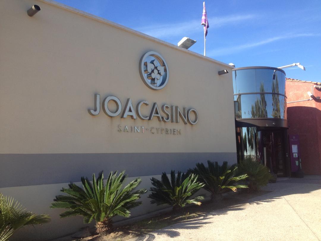 Foto vom 5. Februar 2016 18:57, Casino JOA de St-Cyprien, Quai Arthur Rimbaud, 66750 Saint-Cyprien, Frankreich