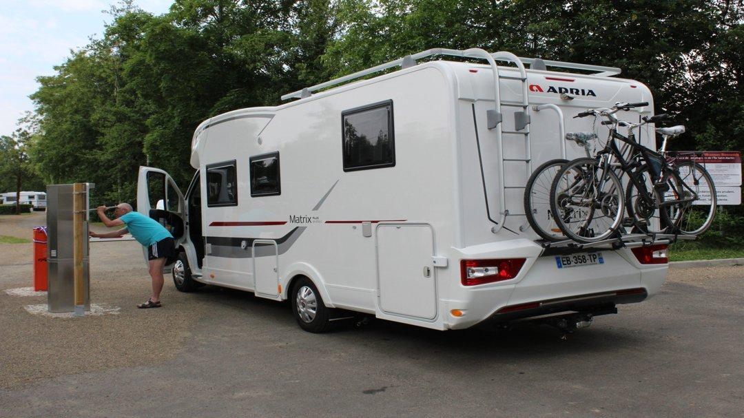 Foto vom 24. August 2016 16:01, Camping-cars Saint Martin Island, Rue du Général de Gaulle, 32000 Auch, Frankreich
