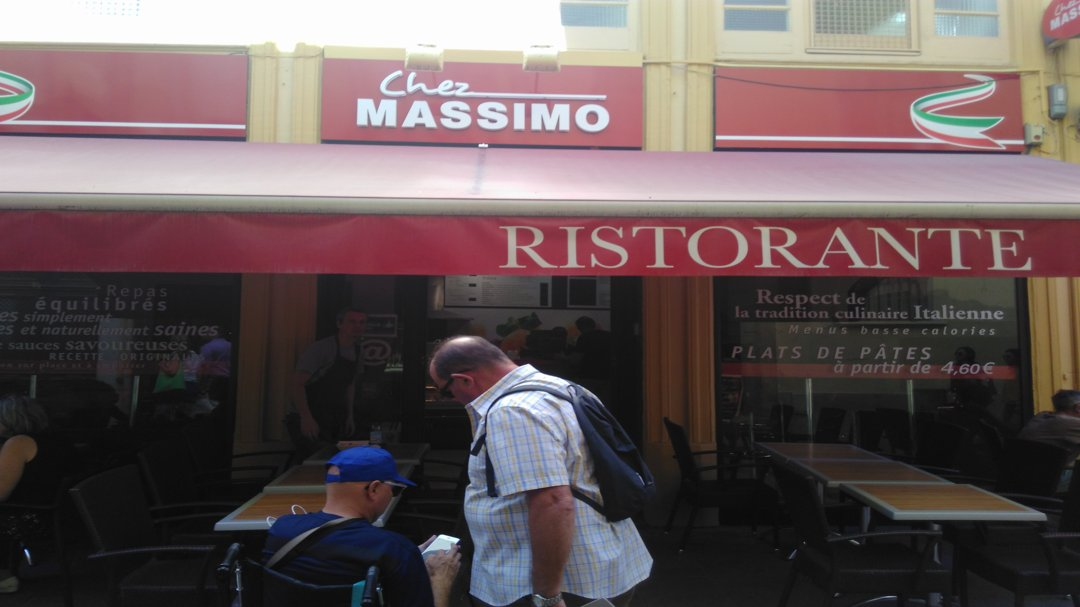 Photo du 20 septembre 2016 19:52, Chez Massimo, 13 Rue de l'Ange, 66000 Perpignan, France