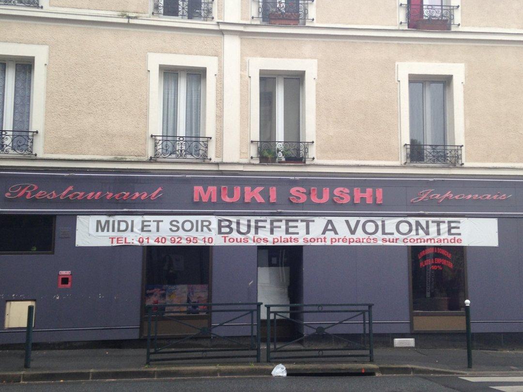 Foto vom 2. August 2016 09:25, Muki Sushi, 2 Avenue Albert Petit, 92220 Bagneux, Frankreich