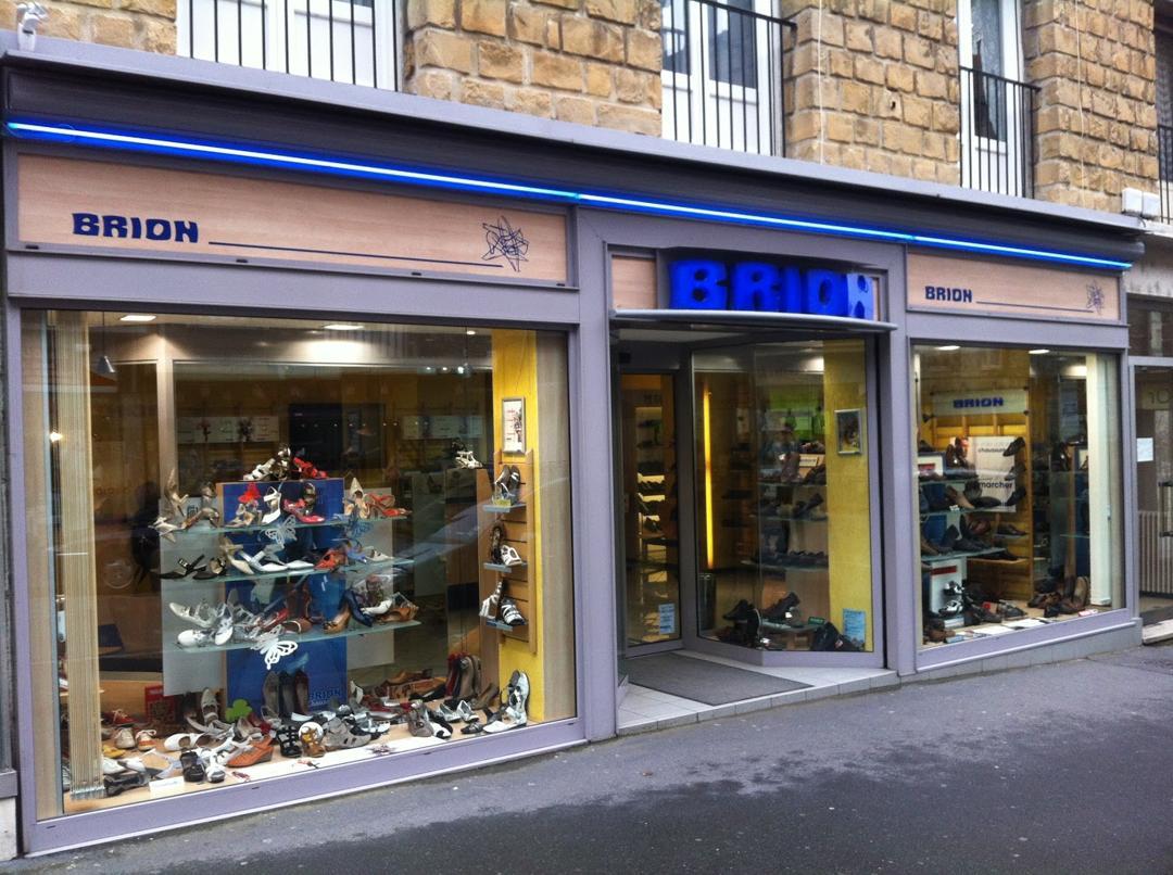 Boot Store - Chaussures Brion , Charleville-Mézières