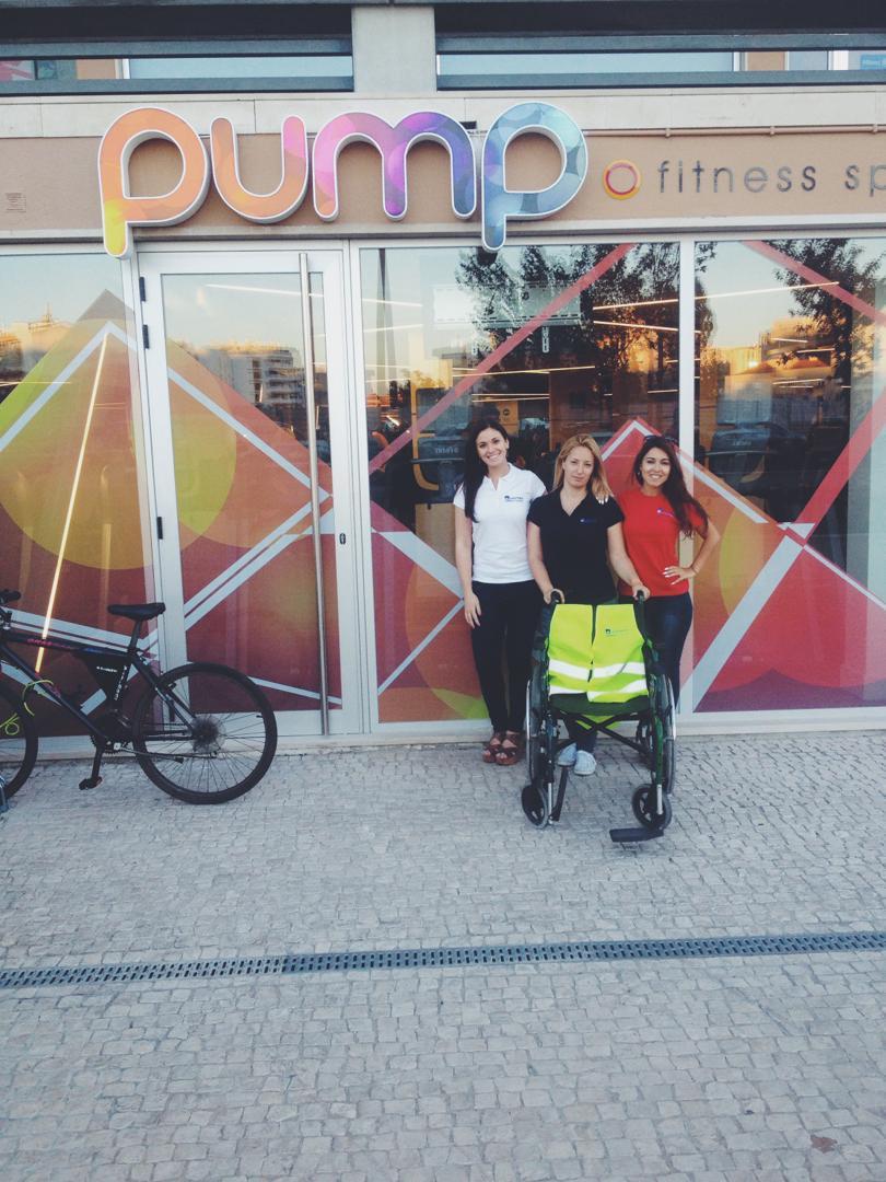 Foto del 5 de febrero de 2016 18:57, Pump Fitness Spirit Alvalade, R. Francisco Stromp 14, 1600-410 Lisboa, Portugal