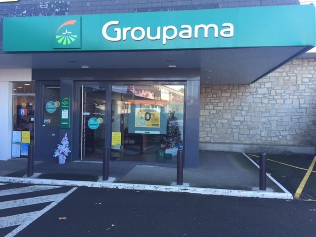Photo du 5 février 2016 18:57, Groupama Assurances et Banque, 2 Rue du Calvaire, 22440 Ploufragan, France