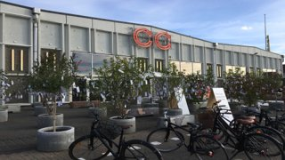 Foto vom 20. Oktober 2016 15:28, Copenhagen Contemporary, Trangravsvej 10-12, 1436 København K, Danemark