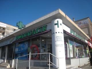 Foto del 5 de febrero de 2016 18:54, Pharmacie Emery, 143 Avenue Ambroise Croizat, 38400 Saint-Martin-d'Hères, France