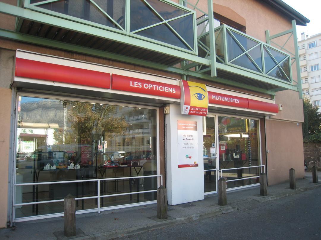Photo of the February 5, 2016 6:54 PM, Les Opticiens Mutualistes, 166 Avenue Ambroise Croizat, 38400 Saint-Martin-d'Hères, France