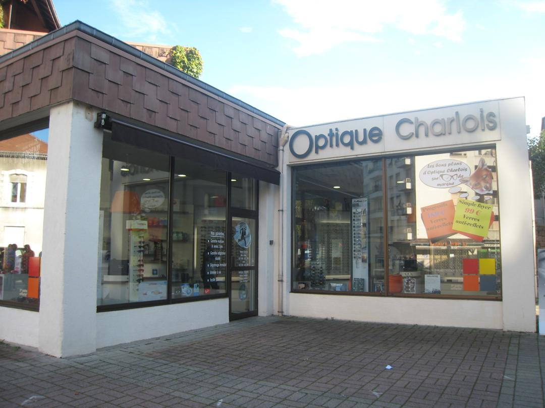 Photo of the February 5, 2016 6:54 PM, Optique Charlois, 18 Place de la République, 38400 Saint-Martin-d'Hères, France