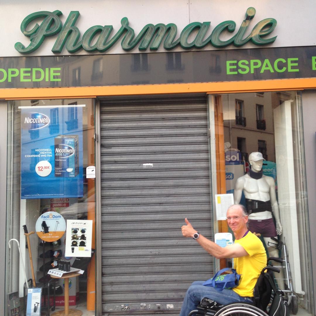 Photo of the February 5, 2016 6:48 PM, Pharmacie Ercelik, 196 Rue Saint-Maur, 75010 Paris, France