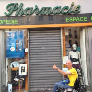 Foto del 5 de febrero de 2016 18:48, Giphar, 196 Rue Saint-Maur, 75010 Paris, France