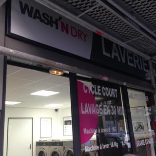 Photo du 5 février 2016 18:57, Wash'n Dry, 9 Rue Boinod, 75018 Paris, Frankreich