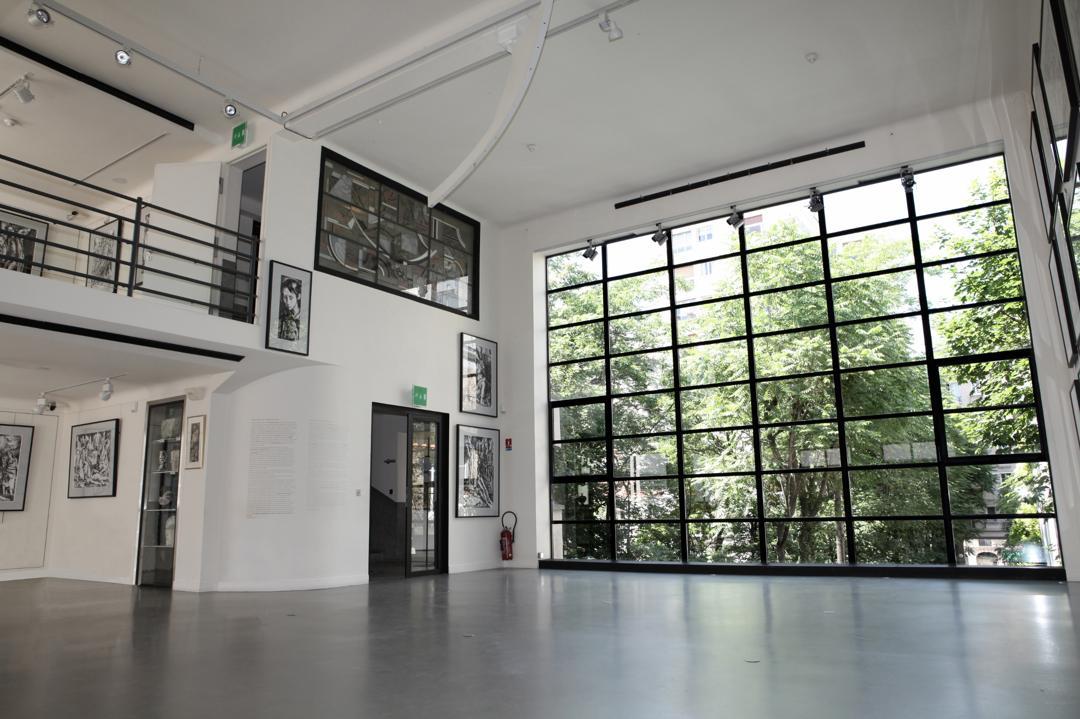 Photo du 5 février 2016 18:56, Musée Mendjisky - Ecoles de Paris, 15 Square de Vergennes, 75015 Paris, France