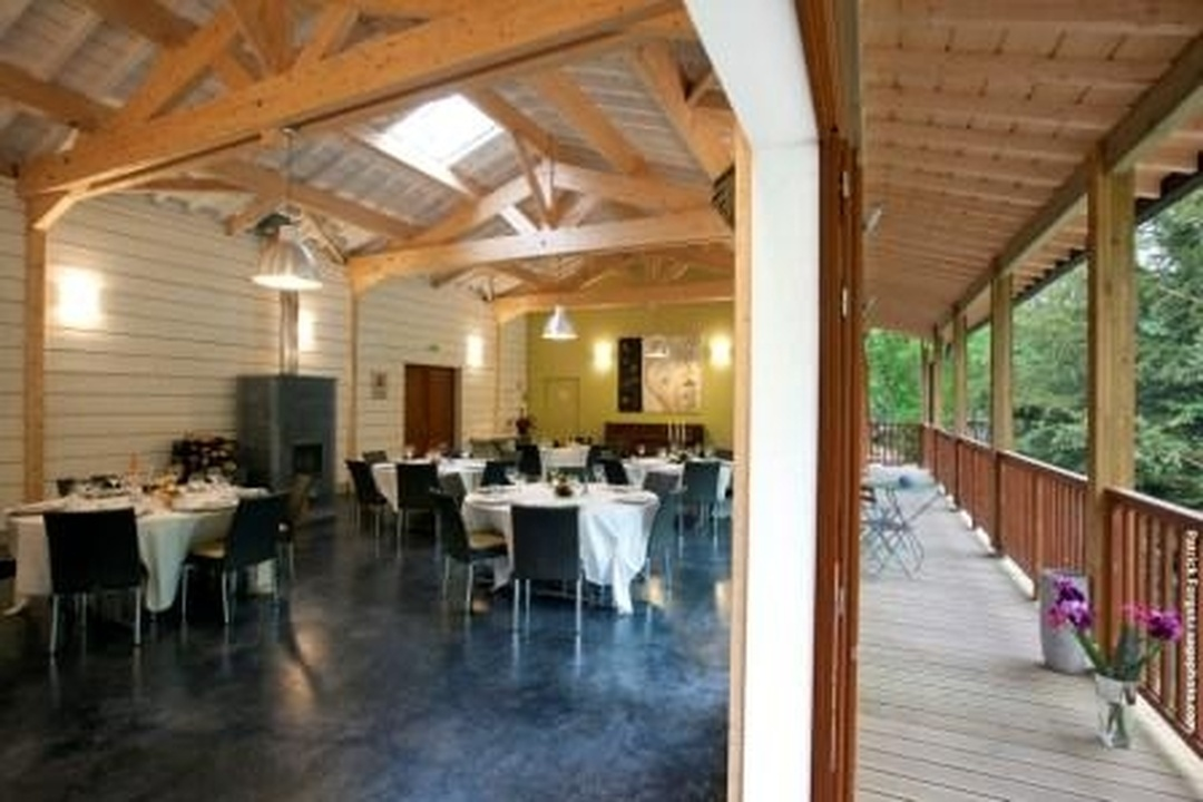 Salón para eventos - Moulin de Lonceux , Oinville-Sous-Auneau