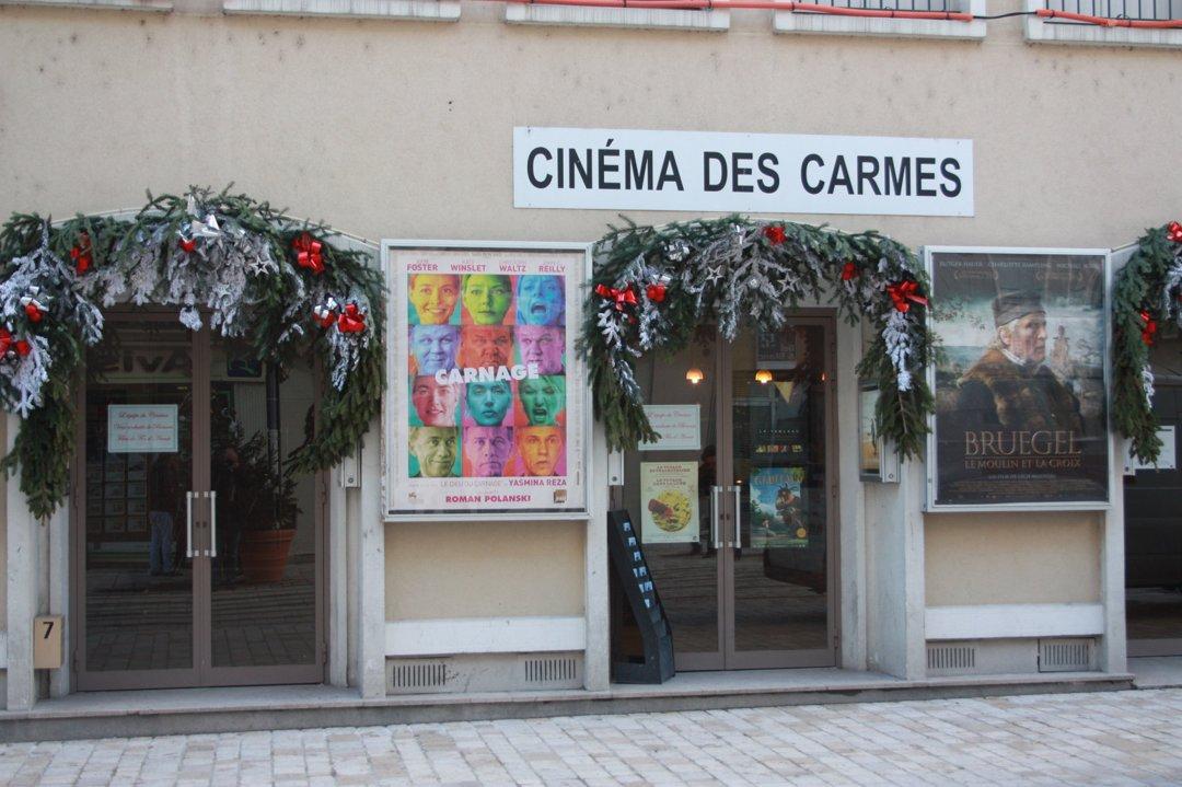 Foto vom 17. November 2016 16:41, Cinéma les Carmes, 7 Rue des Carmes, 45000 Orléans, France