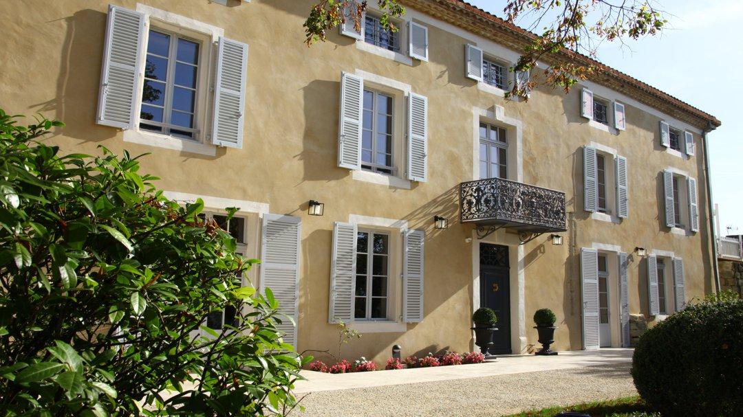 Foto vom 27. August 2016 06:46, Hôtel Le Castelpierre de Lagraulet, Le Village, 32330 Lagraulet-Saint-Nicolas, France