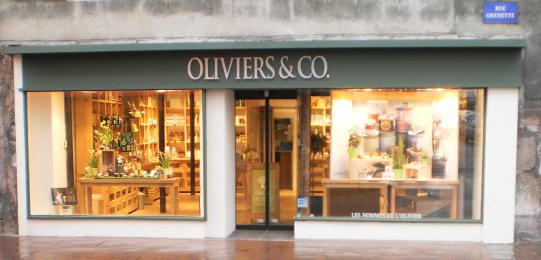 Foto del 5 de febrero de 2016 18:50, Oliviers & Co, Place du Bourg-de-Four 10, 1204 Genève, Suiza