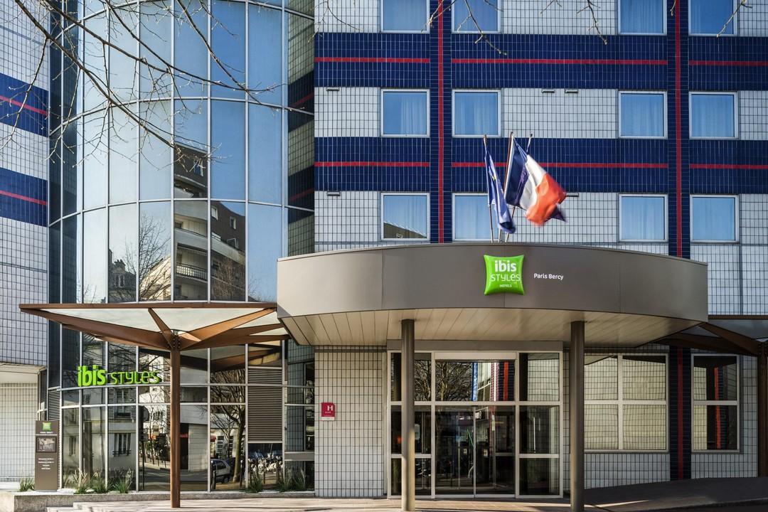 Photo of the October 21, 2017 9:46 AM, Hôtel ibis Styles Paris Bercy, 77 Rue de Bercy, 75012 Paris, France