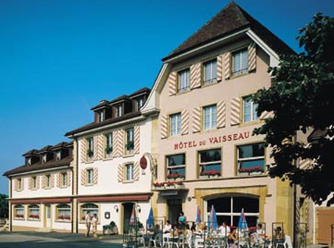 Photo du 5 février 2016 18:49, Hôtel Le Vaisseau / Restaurant La 5ème, Petit-Cortaillod 38, 2016 Cortaillod, Suisse