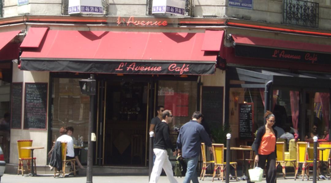Photo of the February 5, 2016 6:50 PM, L'Avenue Café, 19 Avenue Philippe-Auguste, 75011 Paris, France