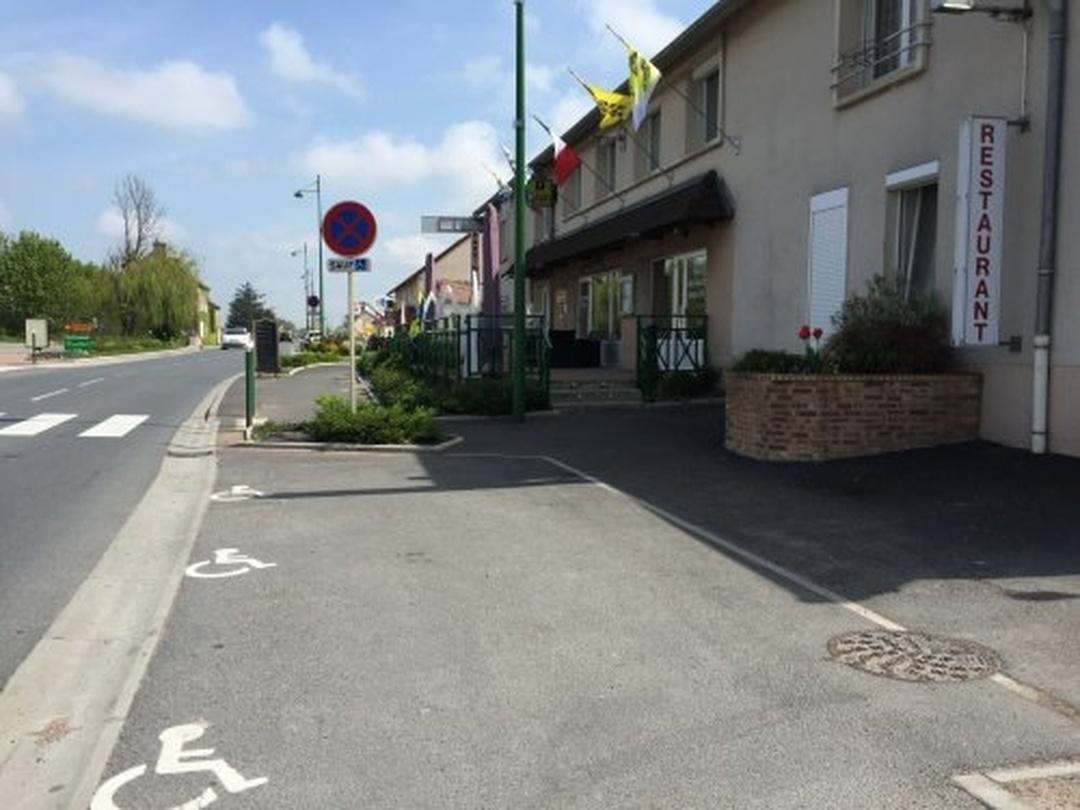 Foto vom 5. Februar 2016 18:56, Hostellerie du Centrotel*** et Spa, 26 Route de Moulins, 03390 Montmarault, Frankreich
