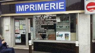 Foto vom 10. März 2017 12:09, Imprimerie Michel, 11 Rue Eugène Varlin, 94800 Villejuif, France