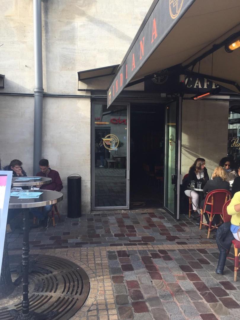 Foto vom 1. November 2017 13:11, Indiana Café - Bercy Village, 59-61 Cour Saint-Emilion, 75012 Paris, France