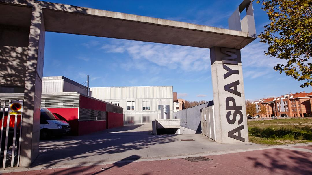 Foto vom 24. Mai 2016 22:49, Fundación Aspaym Castilla y León y Residencia, Calle Treviño, 74, 47008 Valladolid, Spanien